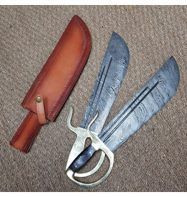 Hand Forged Butterfly Knives
