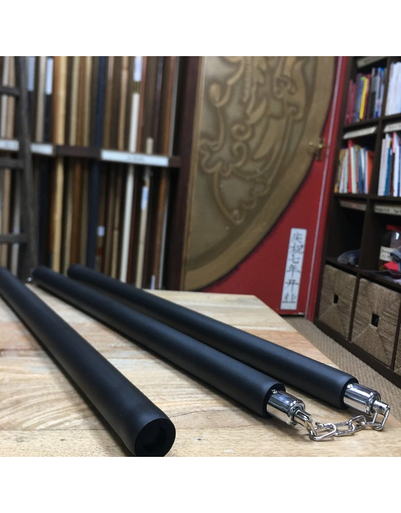 Enso Martial Arts Shop Three Section Rubber Foam Staff