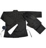 Black Judo Gi