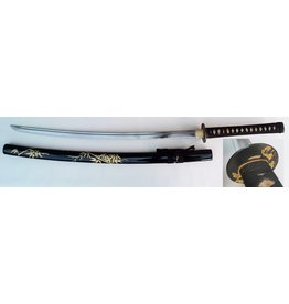 Yellow Bamboo Katana