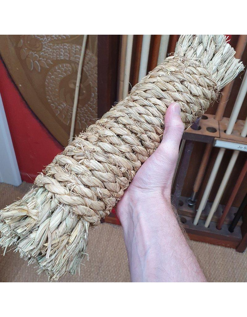 Enso Martial Arts Shop Straw Rope Makiwara