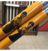 Enso Martial Arts Shop Yellow Bruce Lee Nunchaku