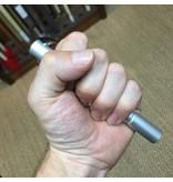 Enso Martial Arts Shop Silver Kubotan Keyring