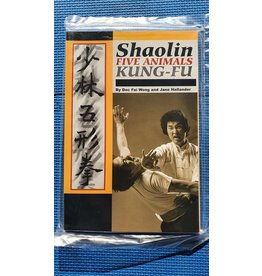 Shaolin Five Animals Kung-Fu