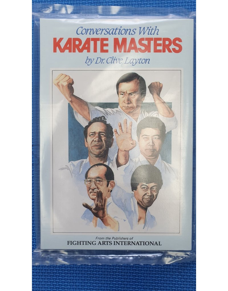 Conversations with Karate Masters