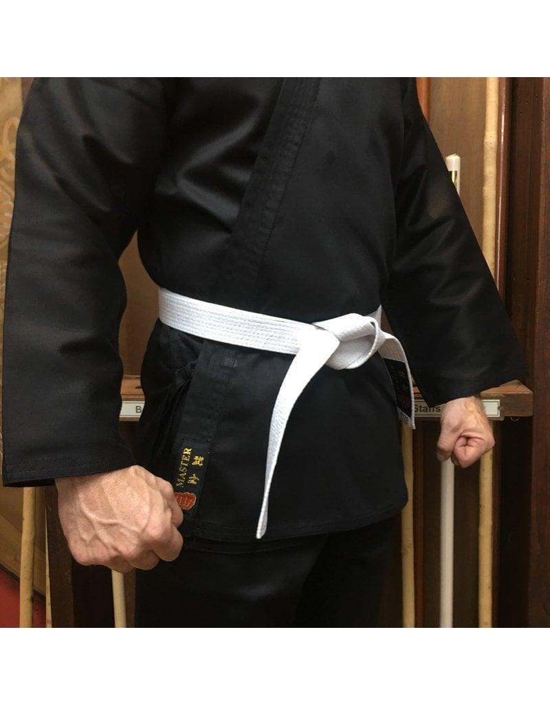 Black Karate Gi