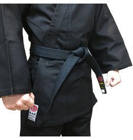 Black Heavyweight Karate Gi