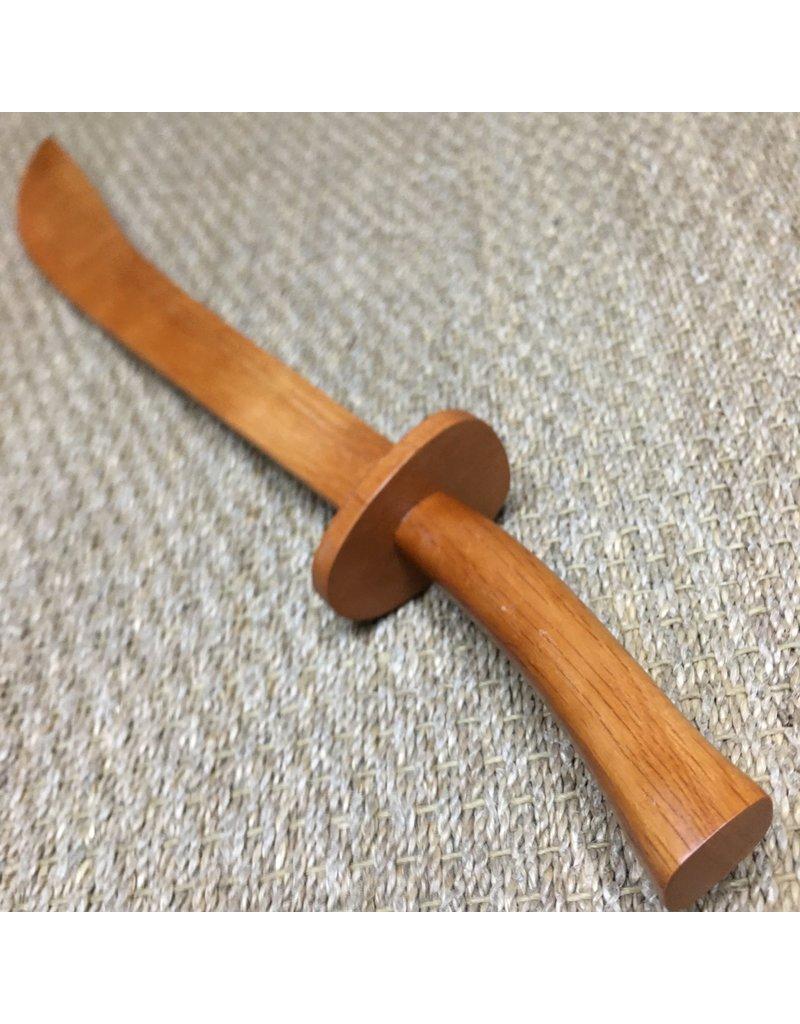 Red Oak Wooden Broadsword