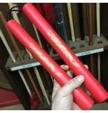 Enso Martial Arts Shop Red Foam Nunchaku