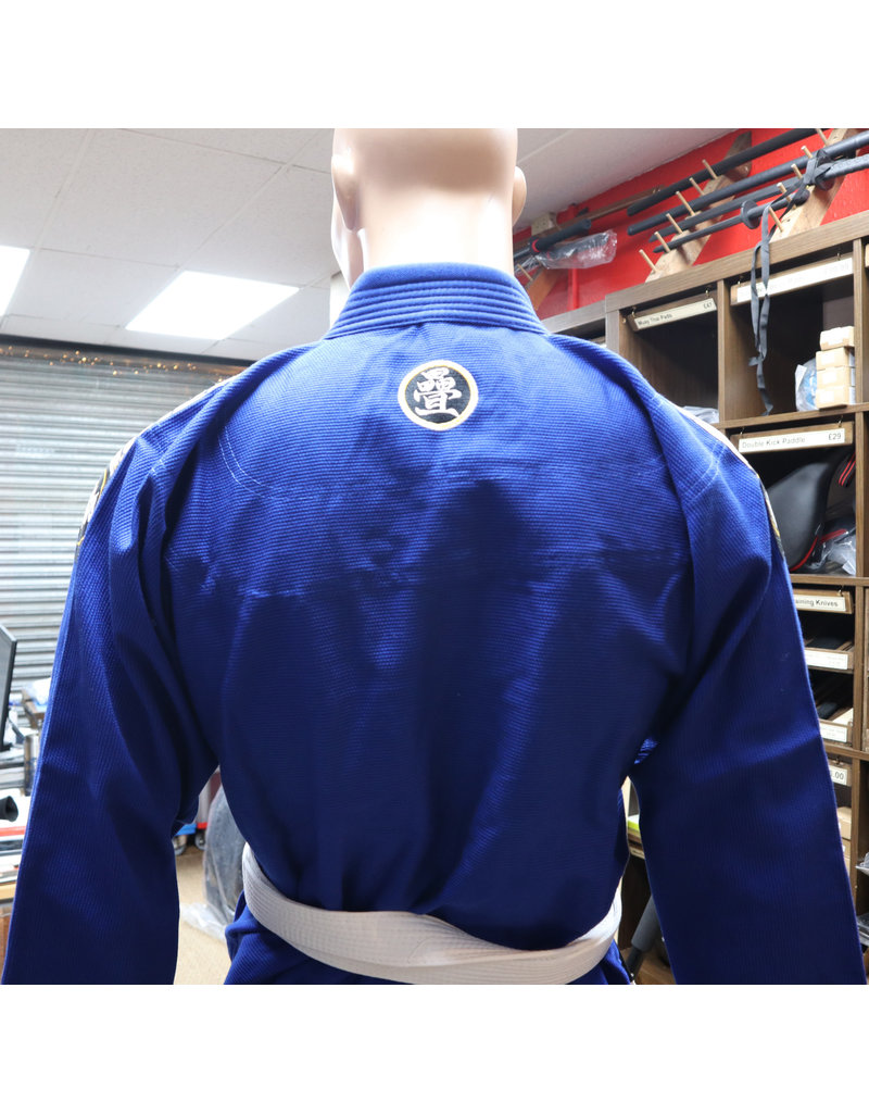 Tatami Tatami Nova BJJ Gi Blue