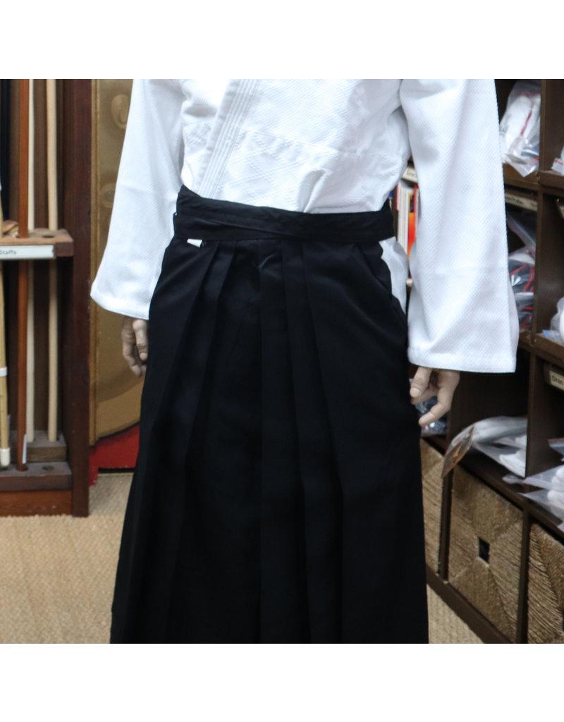 Traditional Black Hakama