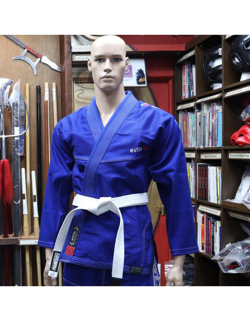 Tatami Tatami Estilo BJJ Gi Blue
