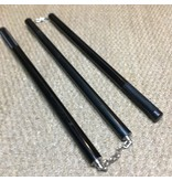 Three Section Metal Bo Staff