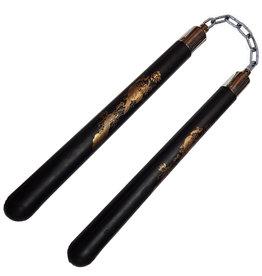 Enso Martial Arts Shop Hard rubber Nunchaku