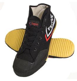 Feiyue Feiyue Black High Top Shoes 34 - Discounted