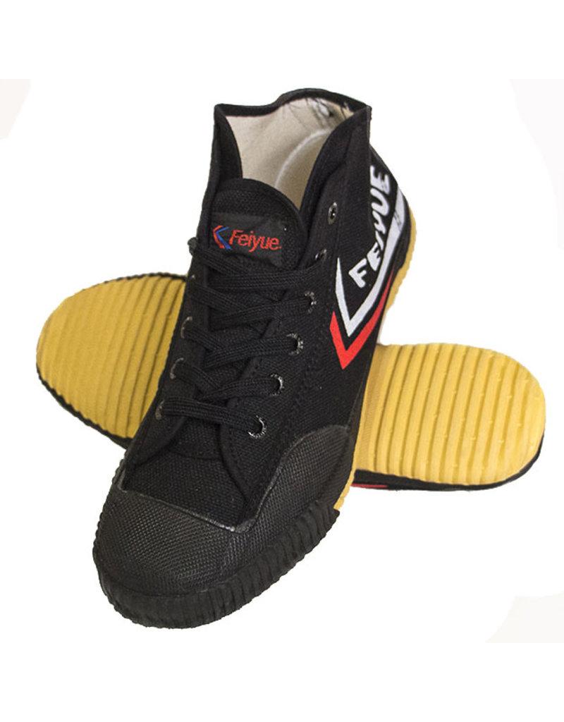 Feiyue Feiyue Black High Top Shoes - Discounted