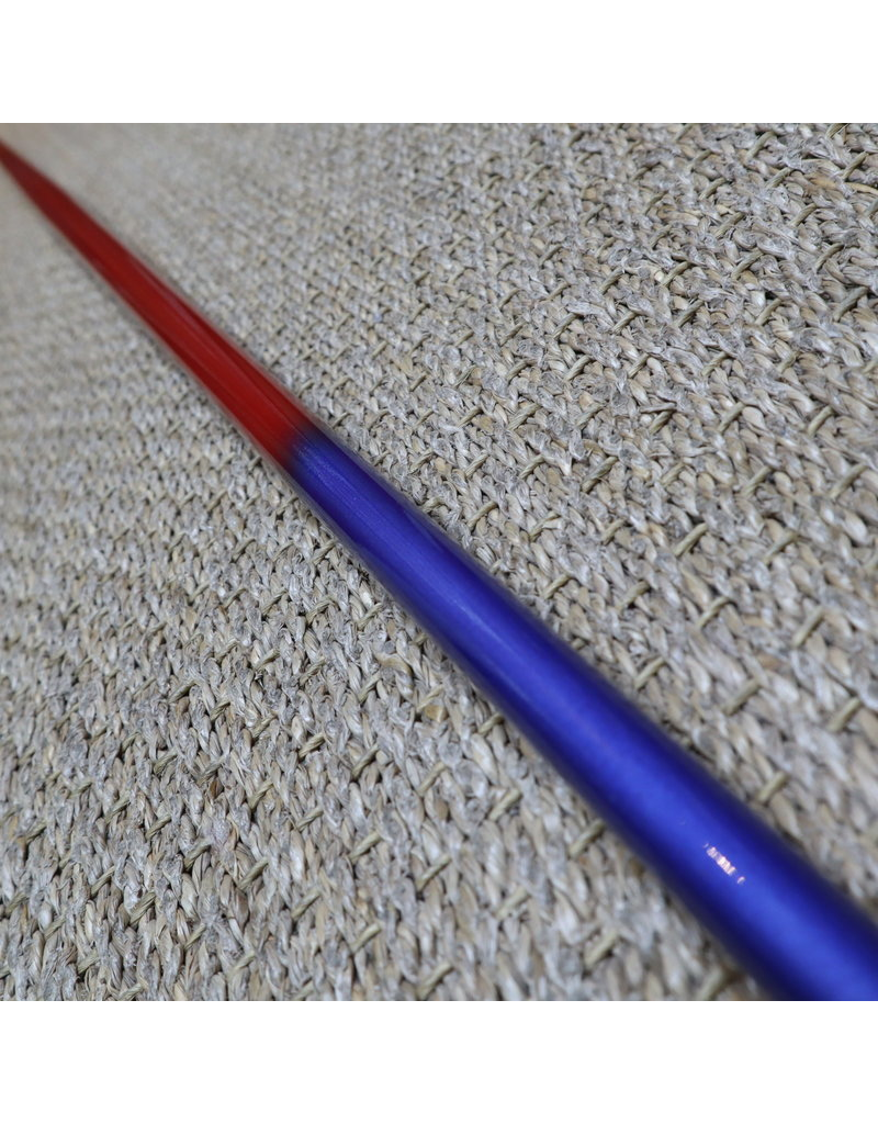 Enso Martial Arts Shop Red Blue Graphite 5ft Bo Staff
