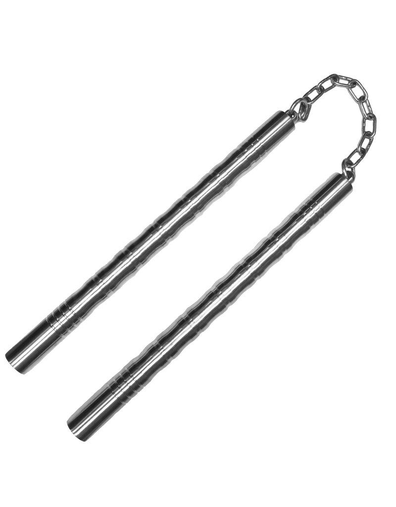 Bamboo Metal Nunchaku
