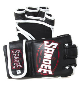 Sandee Sandee MMA Gloves Black