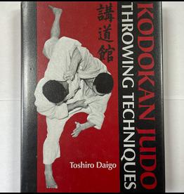 Kodokan Judo, Throwing Techniques
