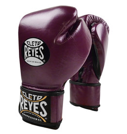 Cleto Reyes Cleto Reyes Boxing Gloves Metallic Purple Velcro