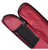 Red Chinese Sword Case