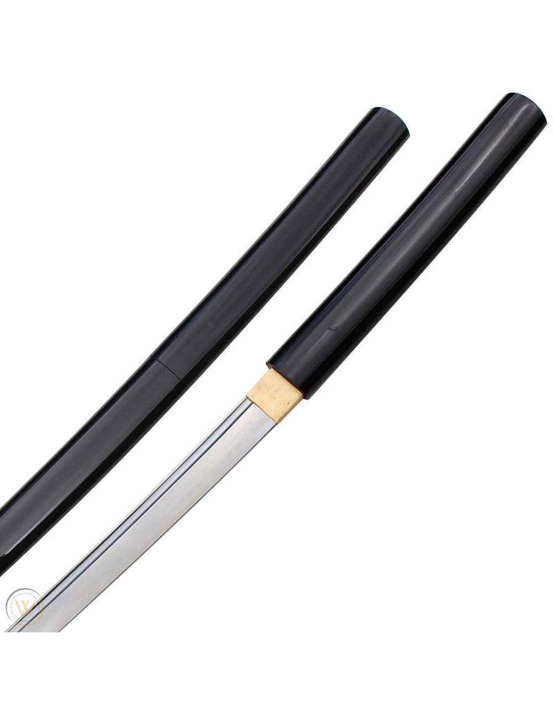 Black Shirasaya  Katana