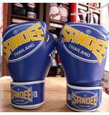 Sandee Sandee Boxing Gloves Cool Tec Blue & Yellow