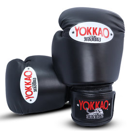 Yokkao Yokkao Boxing Gloves Black