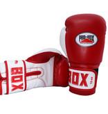 Probox Pro Box Boxing Gloves Red