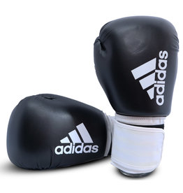 Adidas Adidas Boxing Gloves Hybrid - Black