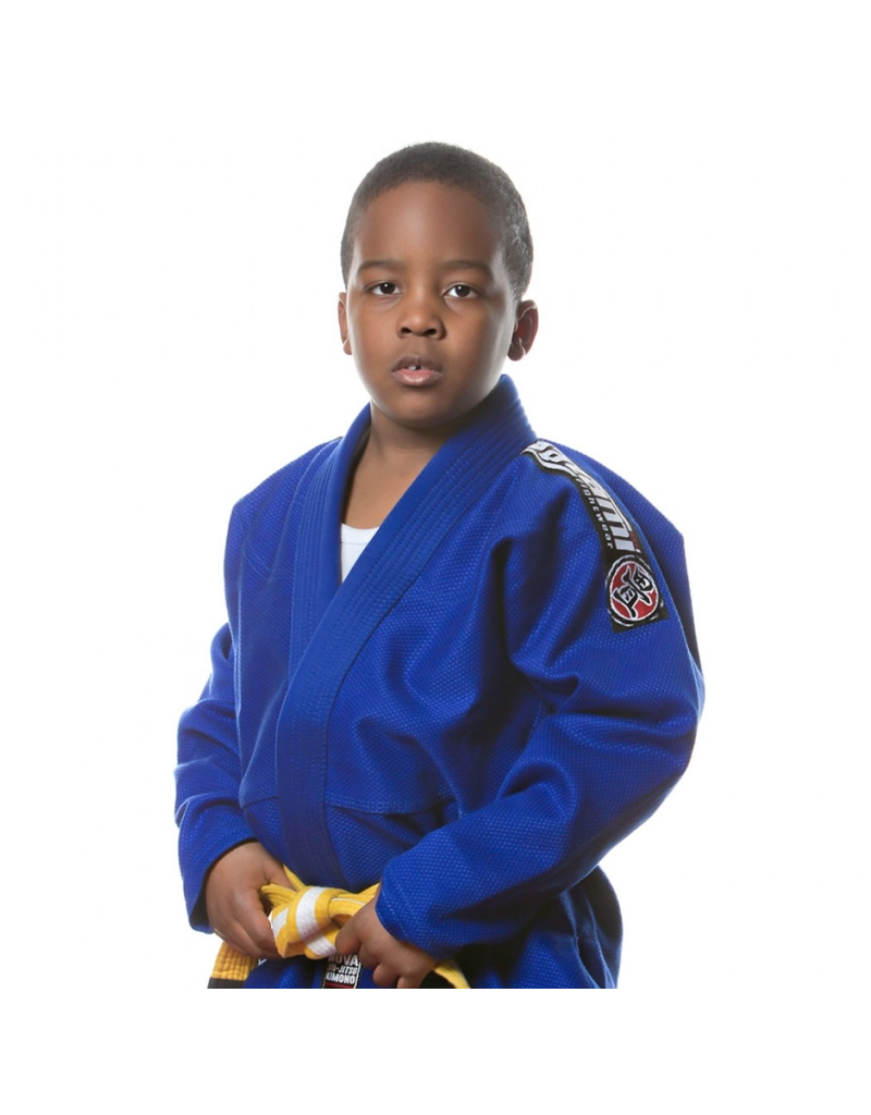 Tatami Reduced Tatami Kids BJJ Gi Nova Blue