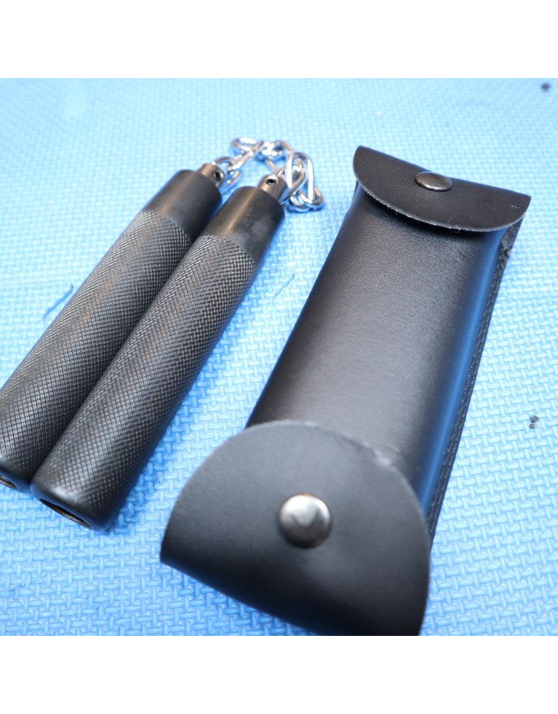 Enso Martial Arts Shop Black Telescopic Nunchaku