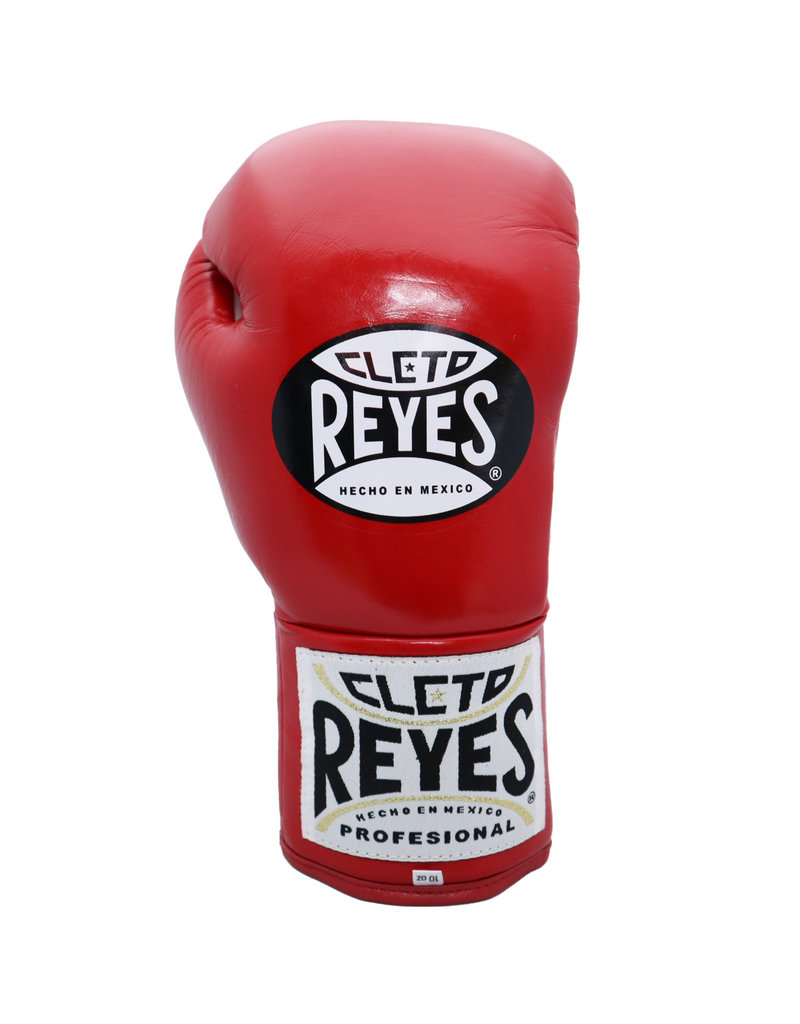 Cleto Reyes Cleto Reyes Boxing Gloves Traditional Contest Red