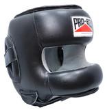 Probox Pro Box Leather Headguard with Bar