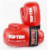 Top Ten Top Ten Sparring Gloves Red