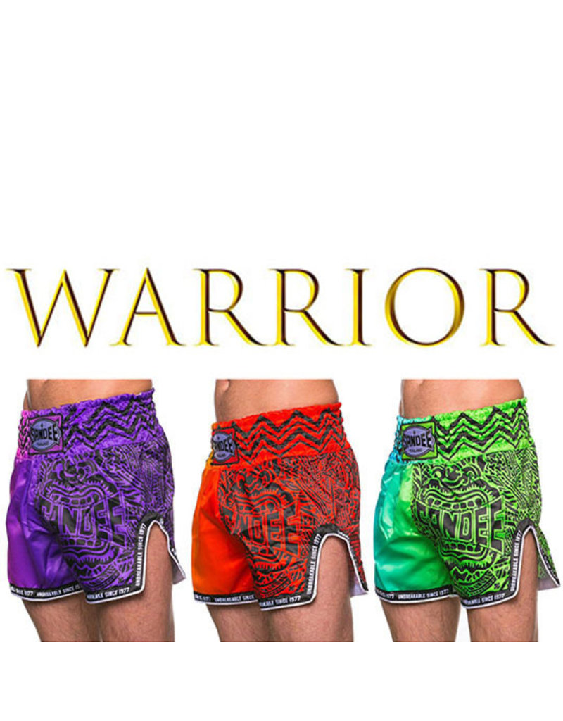 Sandee Sandee Thai Shorts Warrior Purple