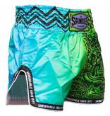 Sandee Sandee Sandee Thai Shorts Warrior Green