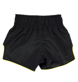 Fairtex Muay Thai Shorts Focus Black