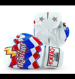 Yokkao Yokkao Limited Edition Thai Flag Boxing Gloves