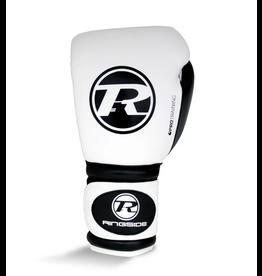 Ringside Pro Training G1 Boxing Gloves White