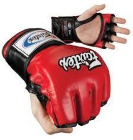 Fairtex Fairtex MMA Gloves Red