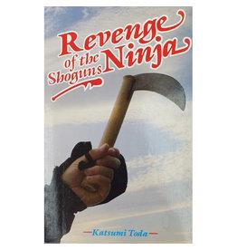 Revenge of the Shoguns Ninja by Katsumi Toda