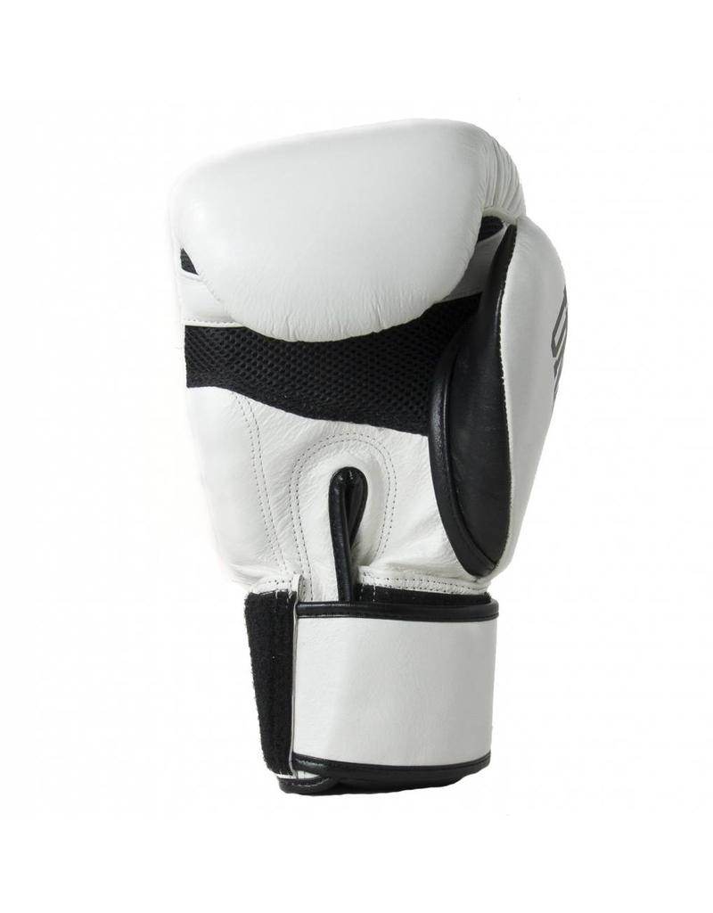 Sandee Sandee Boxing Gloves Cool Tec White & Black