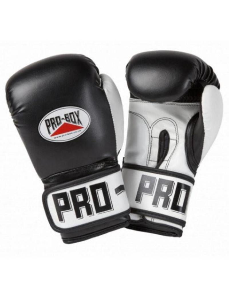 Pro Box /'PU CLUB ESSENTIALS/' BLUE SENIOR HEADGUARD Boxing Sparring Training