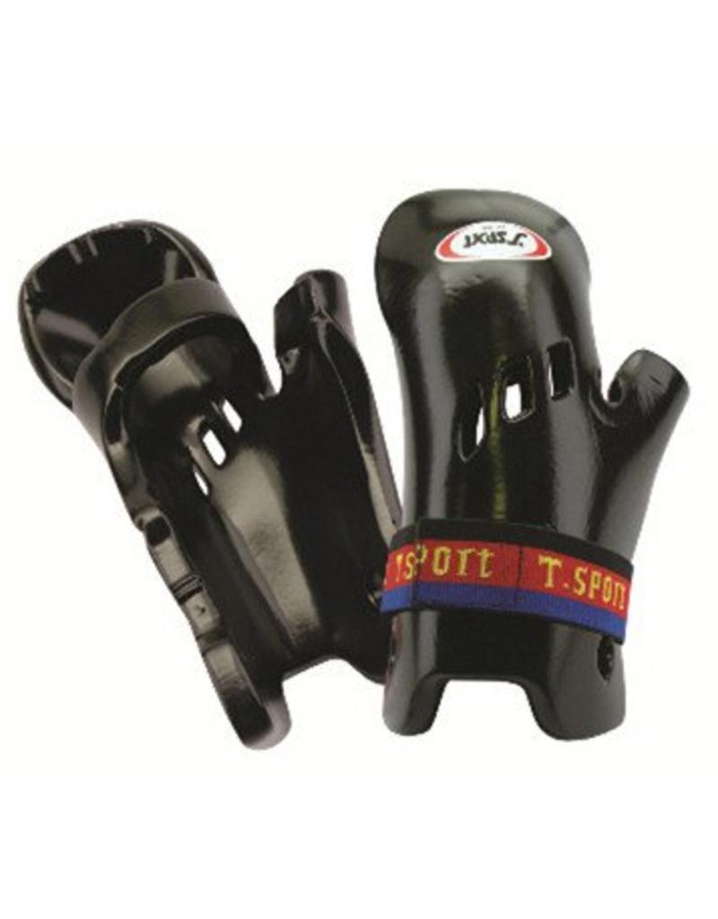 Kickboxing Sparring Gloves Black