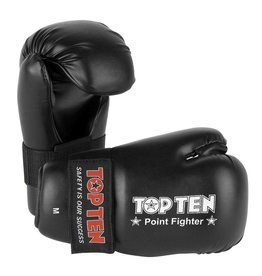 Top Ten Top Ten Sparring Gloves Black