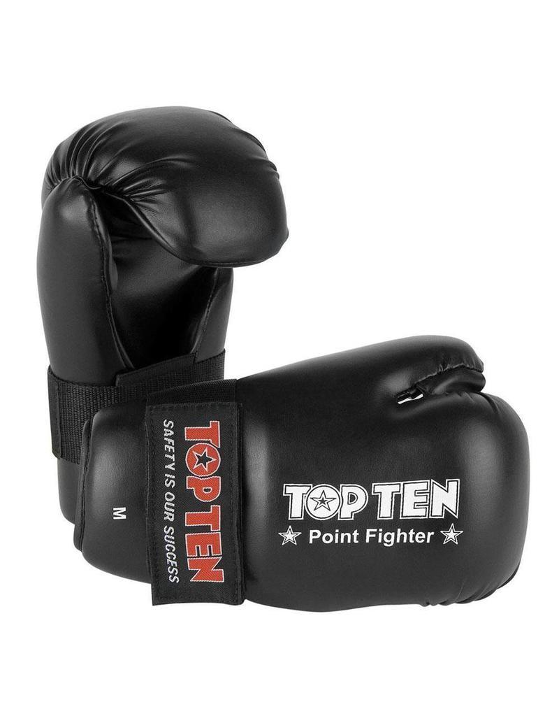 Top Ten Top Ten Sparring Gloves Black