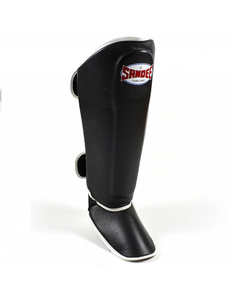 Sandee Sandee Shin Guards Authentic Black