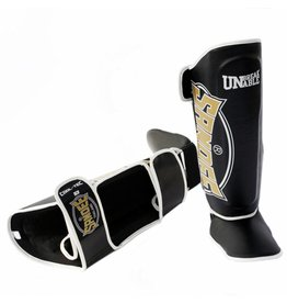 Sandee Sandee Shin Guards Cool Tec Black Gold